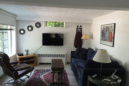In-law-apartment close to Boston - Appartement