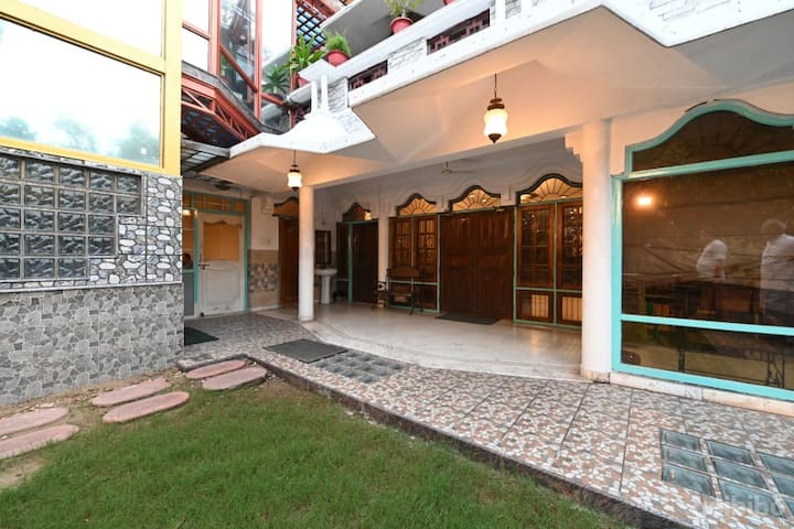 Private Deluxe Room at Saubhagyam Residency