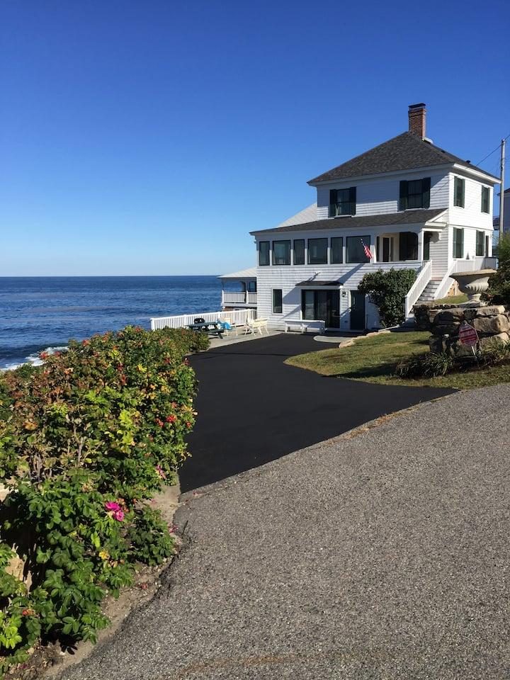 Maine Coast Home with fabulous views