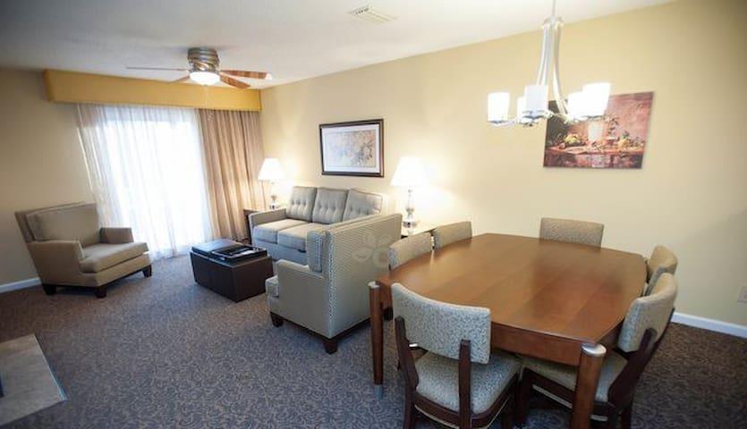Historic Powhatan Resort- 2 bedroom
