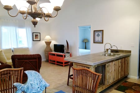 A Lovely place - Wheeland Settlement - House