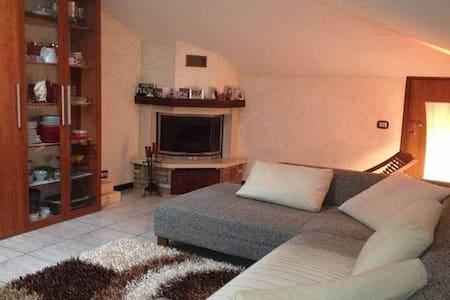 Amazing Penthouse! - Omegna - Lägenhet