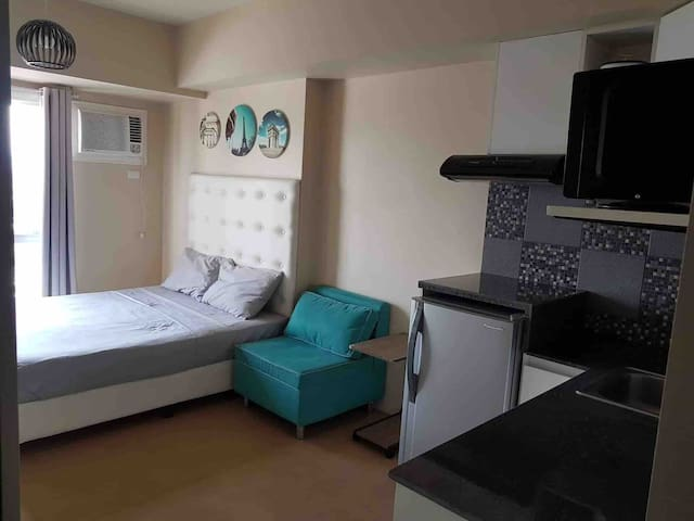 Studio Unit @ Centrio Tower, beside Centrio Mall