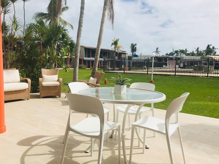Playas del Yunque Beach Apartment