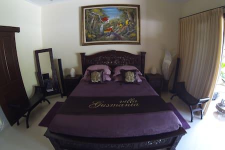 УлучшенныйЛюкс с кроватью king-size - Manggis