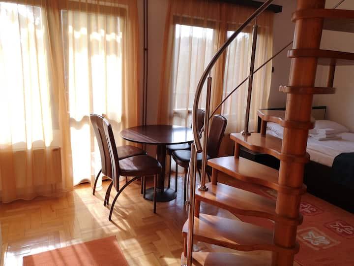 Villa ZIP ❥ Deluxe One-Bedroom Apartment ❥