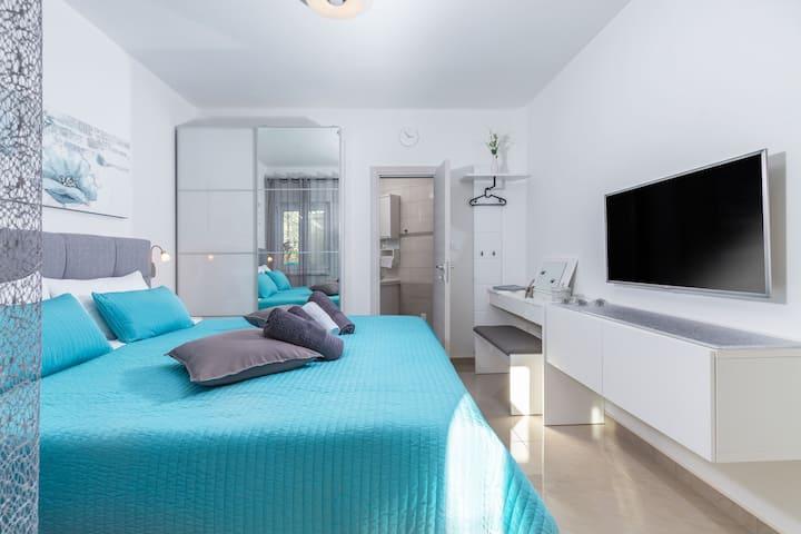 eVita Fažana Premium Studio Apartment A4 for 2 prs