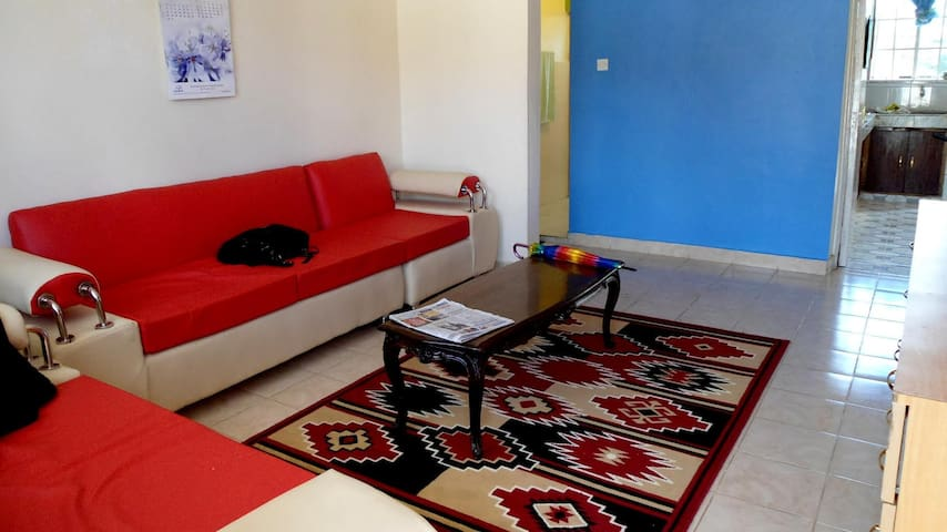 2 BED ROOMED FURNISHED APARTMENT, PARKLANDS