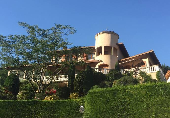 Villa Tourmaline avec piscine intérieure