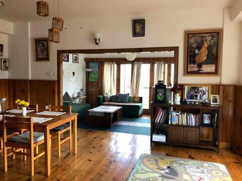 Thimphu 180 view.