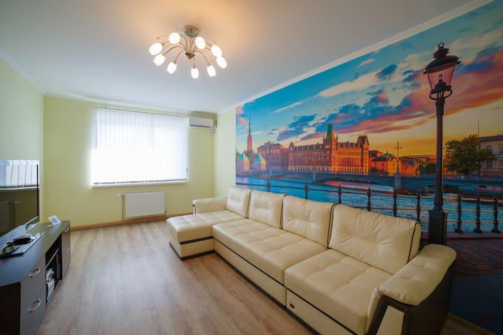 PaulMarie Apartments on Mazurova - Homieĺ - Apartemen