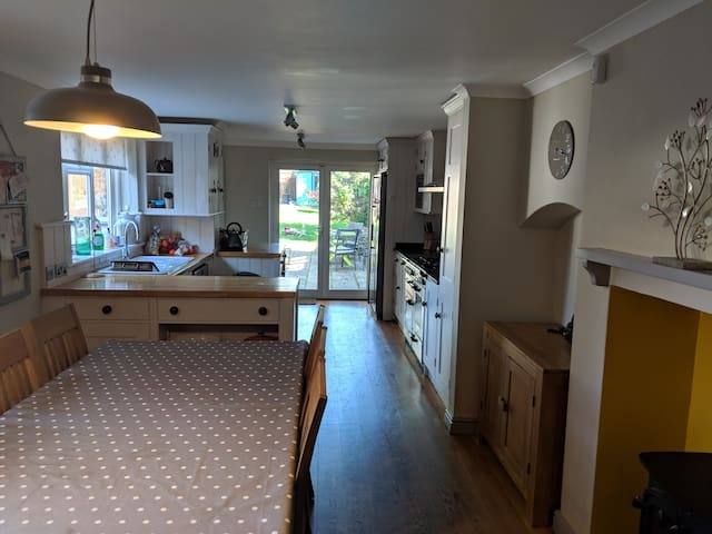 Large family house in Oxted Surrey