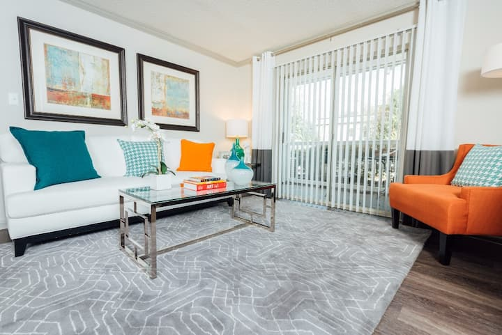 A place of your own | 2BR in Atlanta