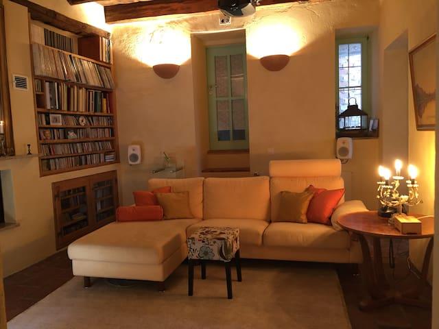 Romantic Suite - Corticiasca - Casa
