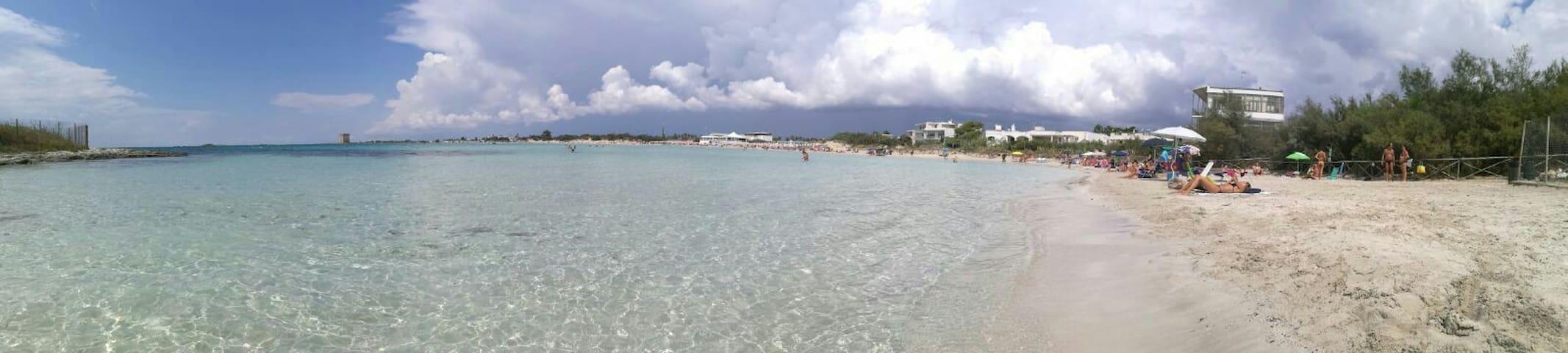 Accogliente trilocale sul mare - Rivabella - Appartement