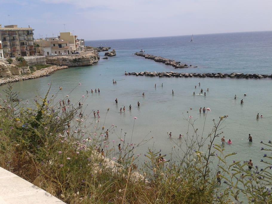 Spiaggia Madonna  dell'Alto Mare