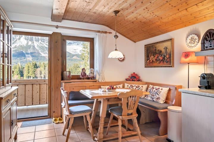 Maison de vacances captivante à Ellmau avec sauna