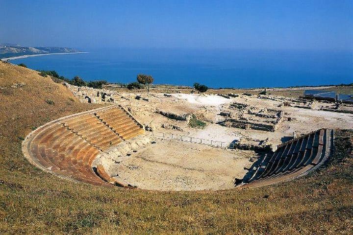 Sicilia beddra - Cattolica Eraclea - Lägenhet