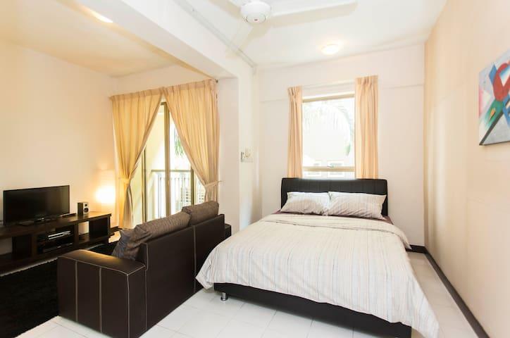 *COMFY HOME* 1BR Damansara Studio