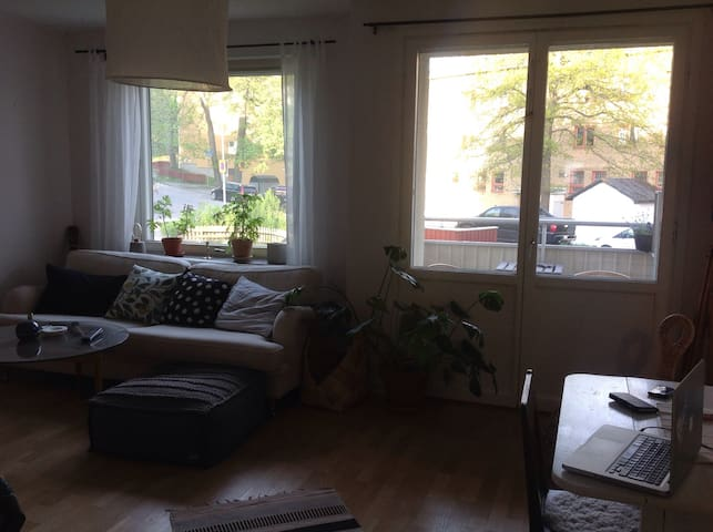 Appartment in Nacka, 15 min with bus from Slussen - Boo - Pis