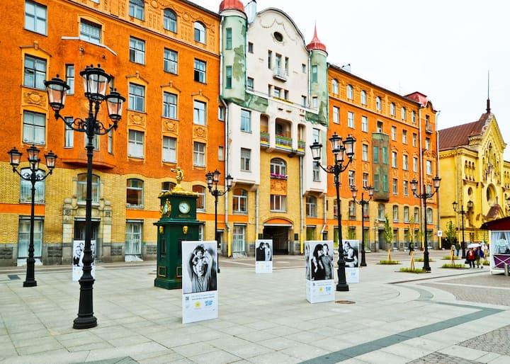 Квартира на Малой Конюшенной д.1-3 у Эрмитажа
