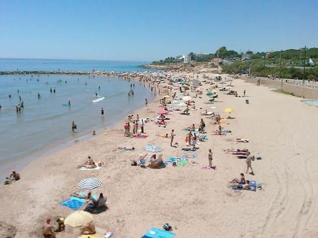 Primera linea de mar en las mejores playas