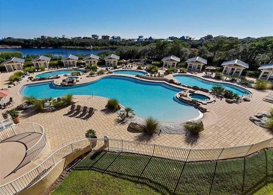 Sanctuary At Redfish Condominium Condomini In Affitto A Santa Rosa Beach Florida Stati Uniti