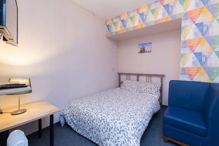 Уютная комната на Новом Арбате
