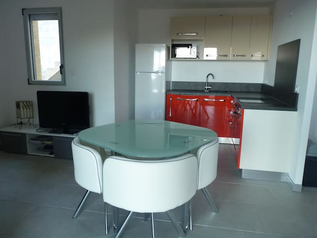 Appartement à 5 mn des plages de Balagne