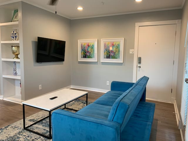 Clean and Stylish - Walk to Lower Greenville!