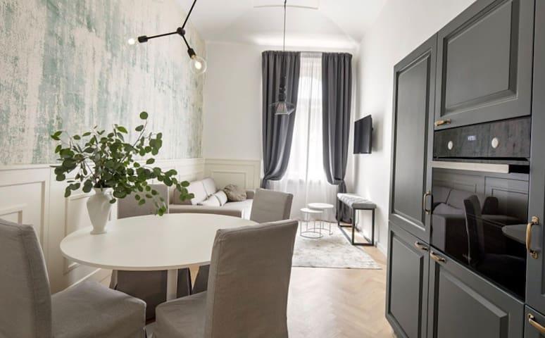 Elegant spacious house