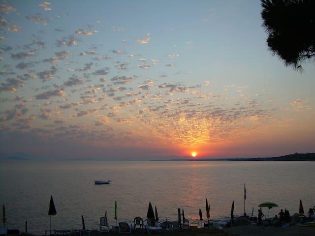 A un passo dal mare villino sul golfo di Cagliari - Quartu Sant'Elena - Huis