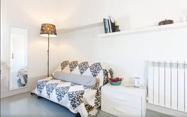 Trastevere charme panoramic suite safe good sleep - Roma - Condominium
