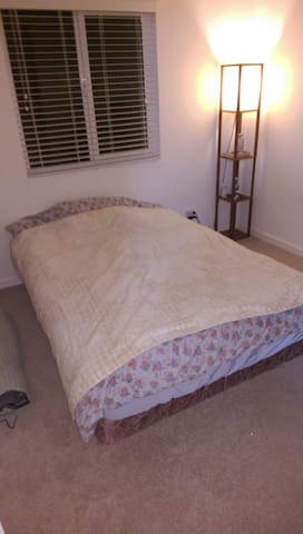Pleasanton Dowtown Bedroom - Pleasanton - Apartment