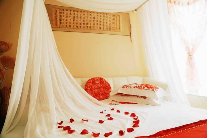 海棠情思·古风飘窗·灵狐仙床·品牌家具·近高铁智轨