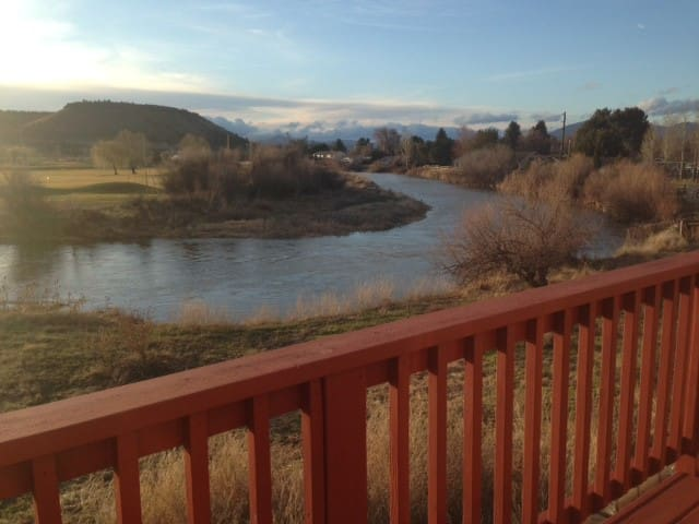 See the eclipse and enjoy Oregon while here! - Prineville - Townhouse