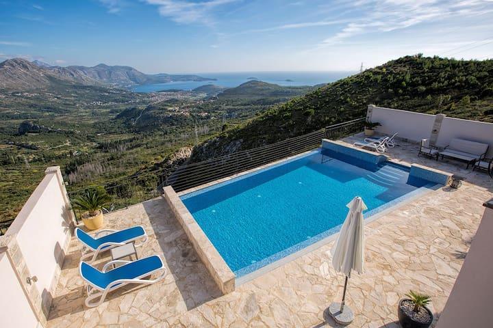 Villa Goja with pool - Dubrovnik - Ivanica - Villa