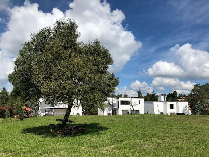 Casa Gulupa, equilibrio y bienestar. Habitación 4T