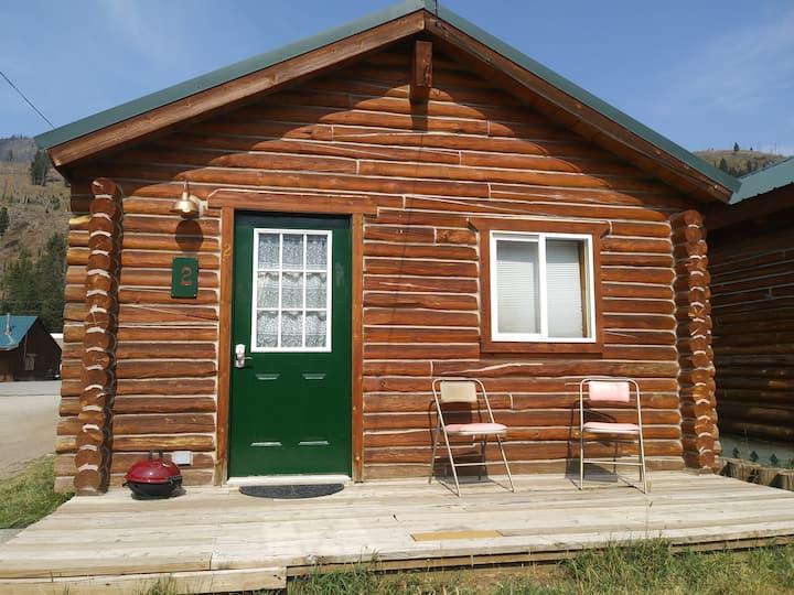 Rusty Hinge Cabin 2
