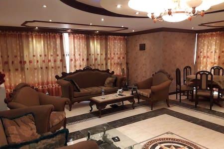 Luxury 4 Bed apartment at Cornish El Maadi