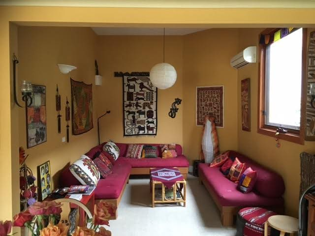 Single or couple in friendly home - Elwood - Casa