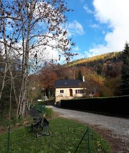 Maison au calme à Cholonge