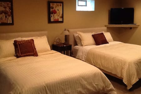 Birmingham Suite, sleeps 4. Short walk into town. - Birmingham - Other