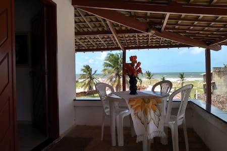 Casa de praia maravilhosa em Sibaúma.