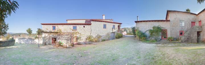 Casas de Vila Pouca, Atei - Casa do Cavalo