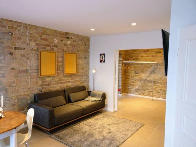 Luxurious loft style apartment S74