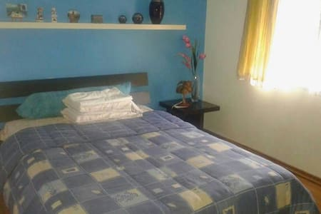 Private comfortable room with double bed - Caparica