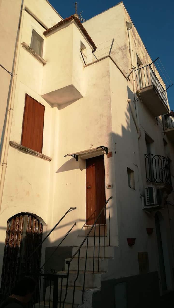 Casa nel centro storico di Peschici