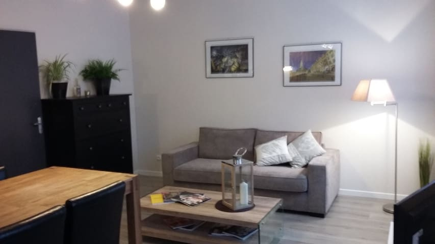 Appartement cosy 4 couchages Lens - Lens - Byt