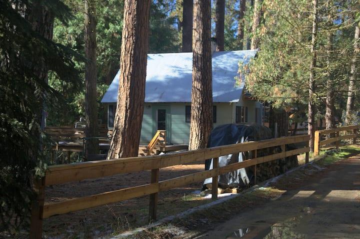California Hot Springs Getaway